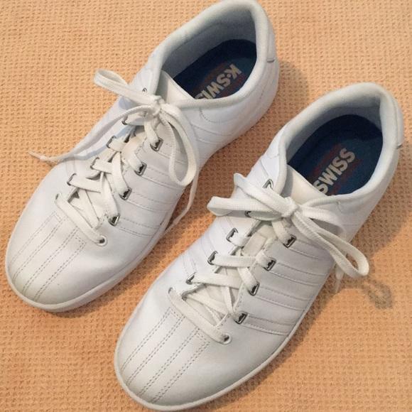 K Swiss Shoes Womens Kswiss Tennis Size 9 12 Used Poshmark